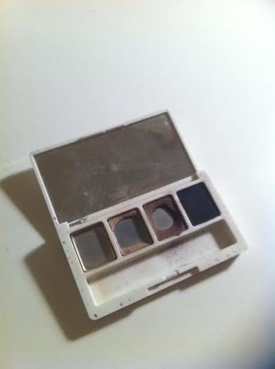 old eyeshadow
